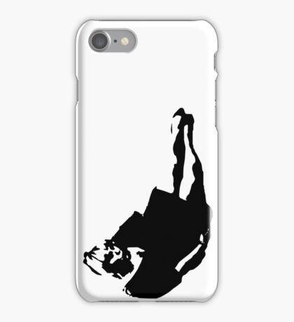 Mermaid Dancing Logo iPhone Case/Skin