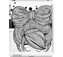 Dizzy Ribbon iPad Case/Skin