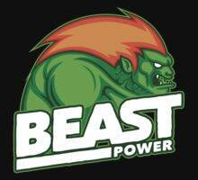 Beast Power by stationjack