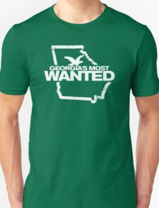 Georgia's Most Wanted Unisex T-Shirt