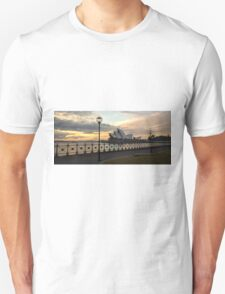 Opera House and dawn light Unisex T-Shirt