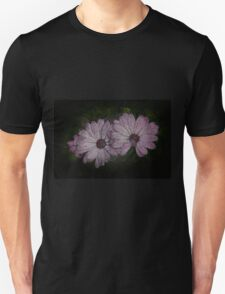 Icy Purple Passion Unisex T-Shirt