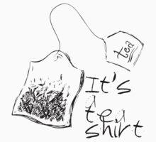 It's A Tea Shirt  One Piece - Long Sleeve