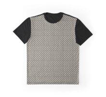 Zigzag  Pattern Graphic T-Shirt