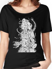 JUKEBOX Tshirt Women's Relaxed Fit T-Shirt
