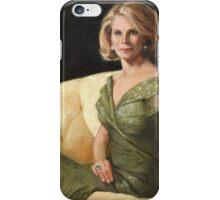 Rena, Oil, 24 x 36 iPhone Case/Skin