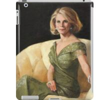 Rena, Oil, 24 x 36 iPad Case/Skin