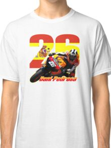 Dani Pedrosa Classic T-Shirt