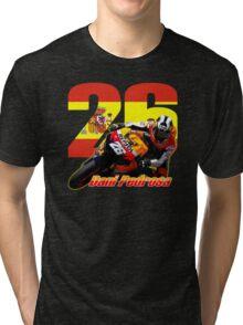 Dani Pedrosa Tri-blend T-Shirt