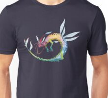 Rainbow dragonfly fairy-dragon Unisex T-Shirt