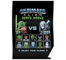 Ultimate Alien Death Match Poster