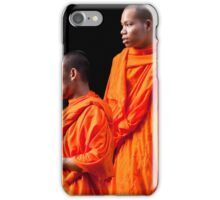 Cambodian Monks iPhone Case/Skin