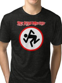 Dirty Rotten Imbeciles Tri-blend T-Shirt