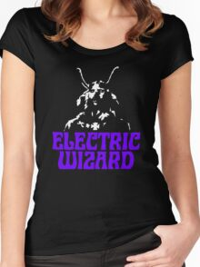 Electric Wizard Women's Fitted Scoop T-Shirt