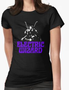 Electric Wizard Womens Fitted T-Shirt