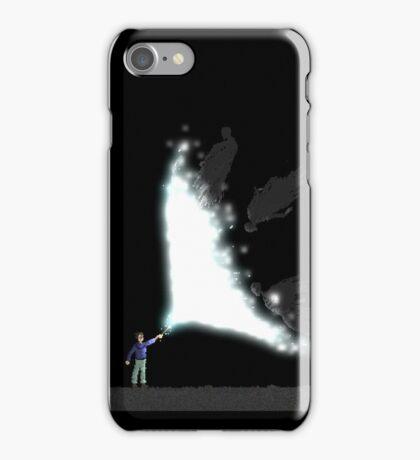 Expecto Patronum! iPhone Case/Skin