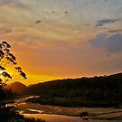 Thurra Sunset Haze by salsbells69