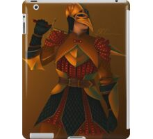 Knight (Close-up and Print) iPad Case/Skin