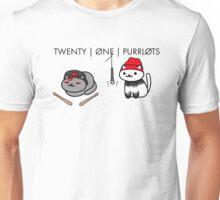 Twenty One Pilots Neko Atsume Unisex T-Shirt