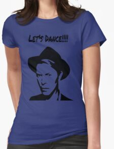 Let's Dance Womens Fitted T-Shirt