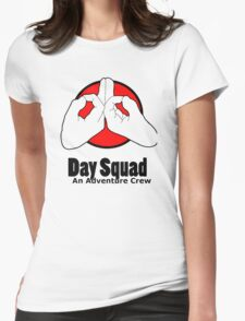 Day Squad Womens Fitted T-Shirt