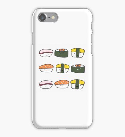 Sushi splash iPhone Case/Skin