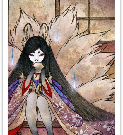 Hoshi no Tama - Kitsune Fox Yokai Sticker