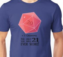 D20 - The Only Score Unisex T-Shirt
