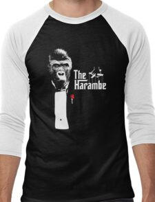 The Harambe Men's Baseball ¾ T-Shirt