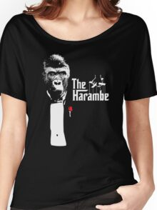 The Harambe Women's Relaxed Fit T-Shirt