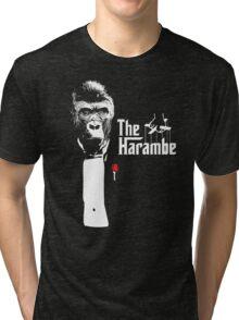 The Harambe Tri-blend T-Shirt