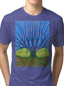 Warm Tree Tri-blend T-Shirt