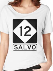 NC 12 - Salvo Women's Relaxed Fit T-Shirt