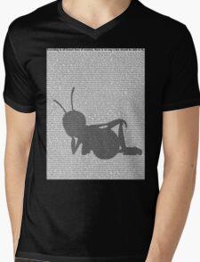 bee movie  Mens V-Neck T-Shirt