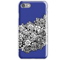 Osaka flowers  iPhone Case/Skin