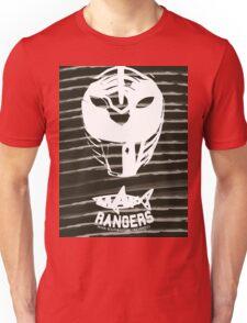White Ranger Unisex T-Shirt