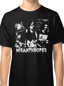 "The Misanthropes: ""Evidence"" Classic T-Shirt"