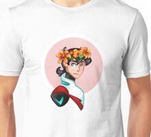 Keith Flower Crown Unisex T-Shirt