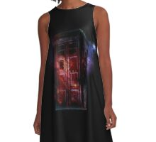 All of Space and Time A-Line Dress