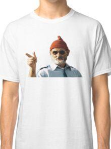Bill Murray - The Life Aquatic non pixel  Classic T-Shirt
