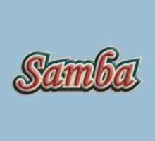 colorful vintage samba Baby Tee