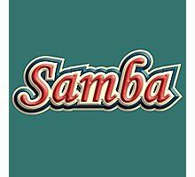 colorful vintage samba Photographic Print