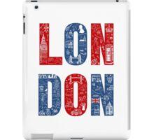 LONDON! iPad Case/Skin