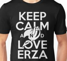 Keep Calm and Love Erza Unisex T-Shirt