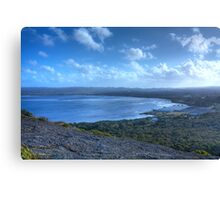 Albany from Mt. Melville, Western Australia #3 Canvas Print