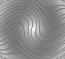 Silver Waves #2 by Betty Mackey