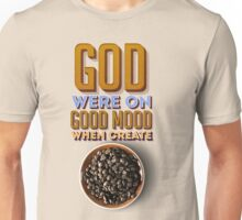 God & Coffee Unisex T-Shirt