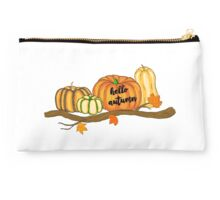 hello autumn Studio Pouch