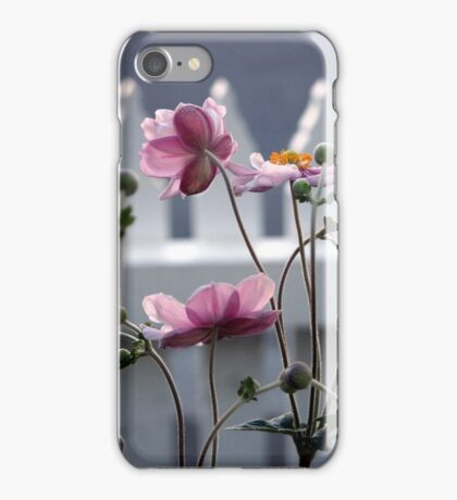 Japanese Windflowers iPhone Case/Skin