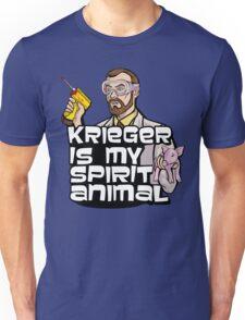 Krieger is my Spirit Animal Unisex T-Shirt